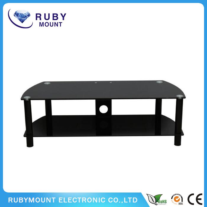 Heavy Duty Flat LCD/LED TV Swivel Stand 2-Tier