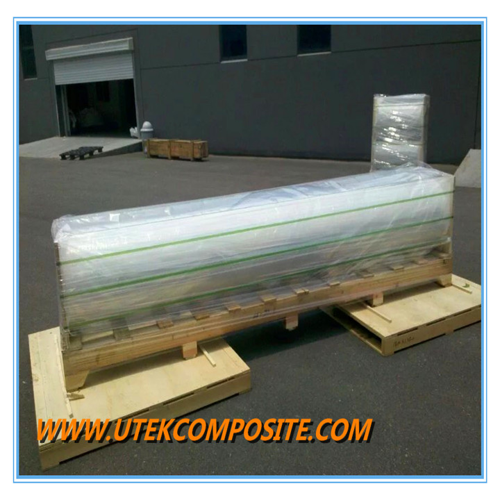 25 Micron Non Corona Treated Polyester Film for Roofing
