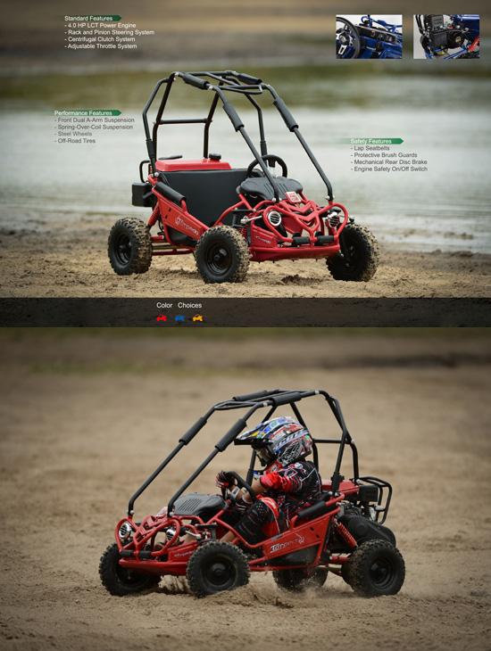 Wholesale Chinese Kids Rental Pink Gearbox Mini Moto Go Kart