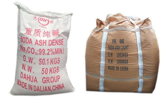 Industrial Grade Na2co3 Sodium Carbonate Price with High Purity