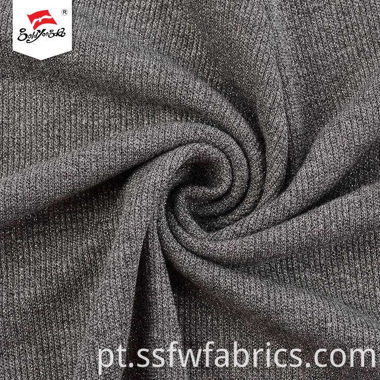 Soft 100 Polyester Double Knit Fabric