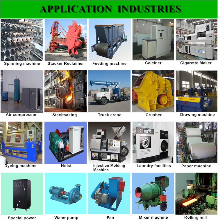 30kw Sanyu VFD Manufacturers for Fan Machine (SY8000-030P-4)