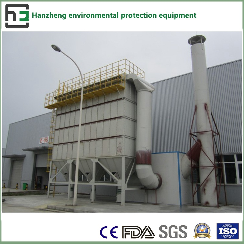 Baghouse Filter-1 Long Bag Low-Voltage Pulse Dust Collector