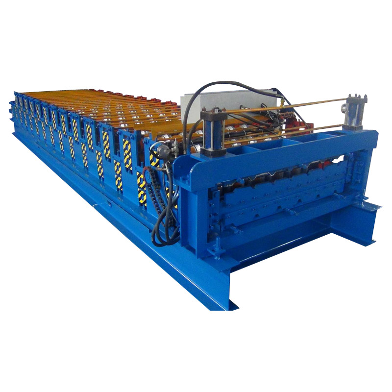 New Double Layer Roll Forming Machine
