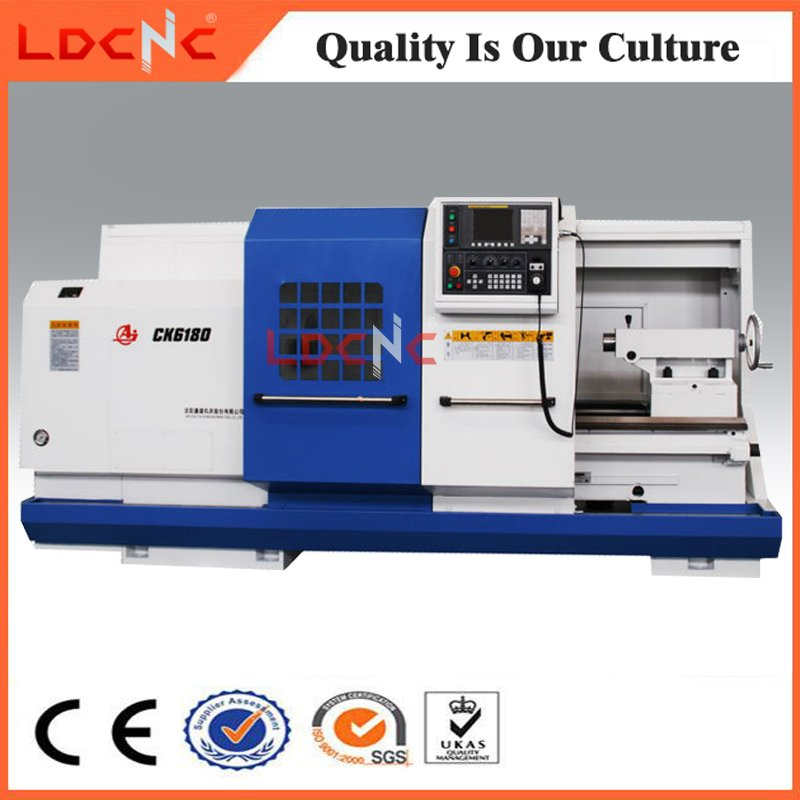 China High Precision Horizontal CNC Metal Lathe Machine Manufacturer