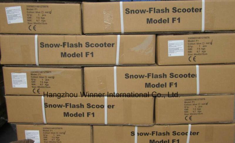 Snow Sledge Snow Scooter (Snow Flash-A2)