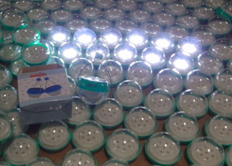 Solar Home Lighting Bulb Lamp From ISO9001 Factory