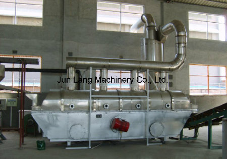 Fluid Bed Drying Equipment