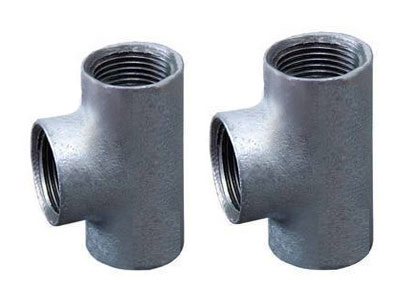 Foundry Custom Good Quality Ductile Iron Sand Casting Pipe Fitting