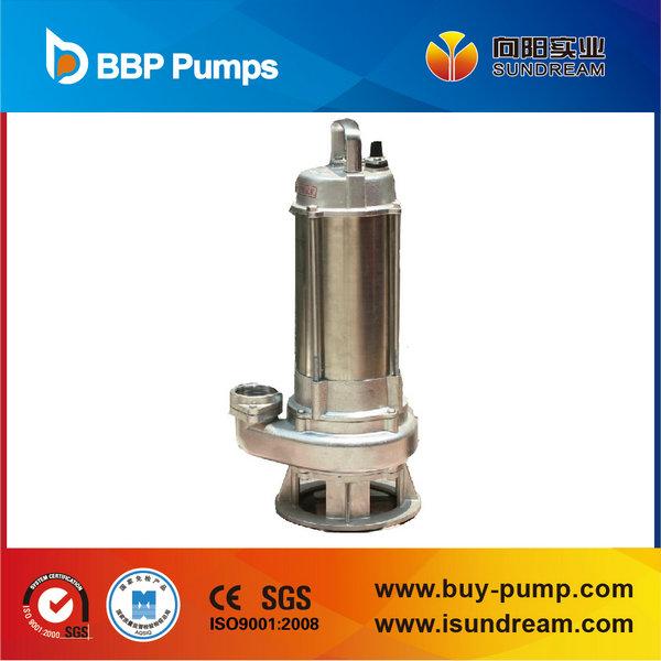 Sewage Submersible Water Pump