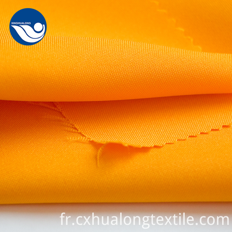 Smooth interlock fabric