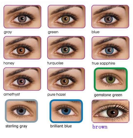 Freshlook Contact Lens for Beauty Eyes
