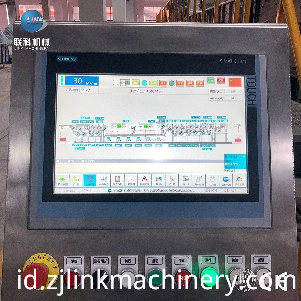 Bleaching Machine for Knit Cotton Fabric