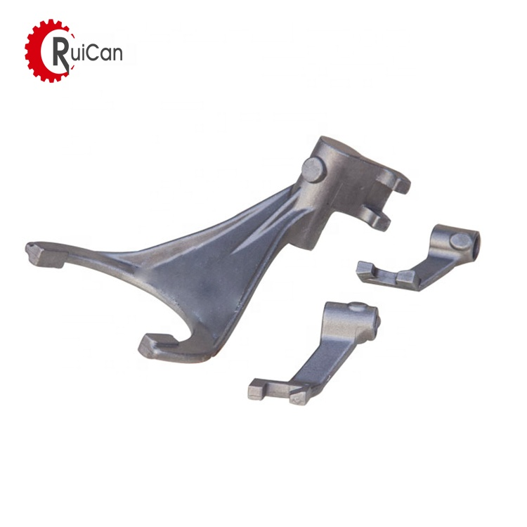 OEM customized precision investment mold die casting suspension control arm and ball joint assembly bar Trailer hitch