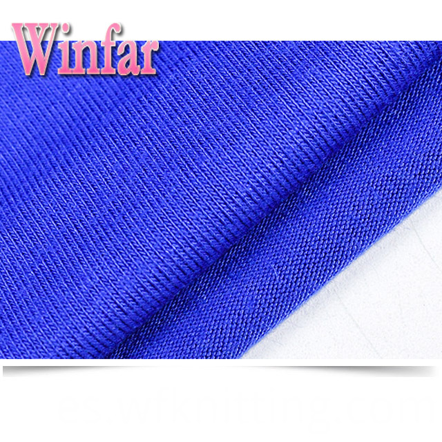 Knitted Rayon Spandex Fabric