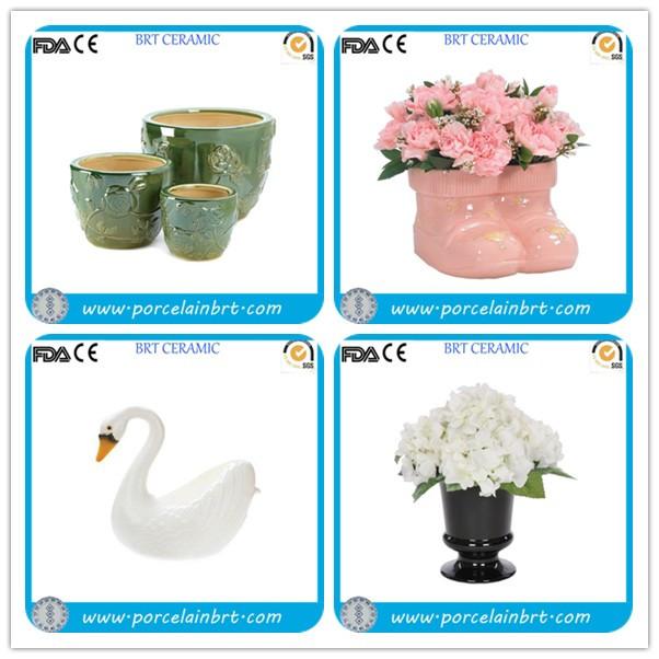 Outdoor Custom Garden Flower Plant Pot
