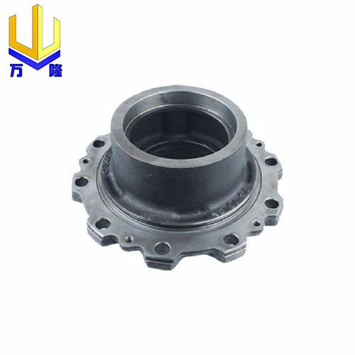 China foundry manufacturer investment casting machining auto engine parts stainless ductile parts
