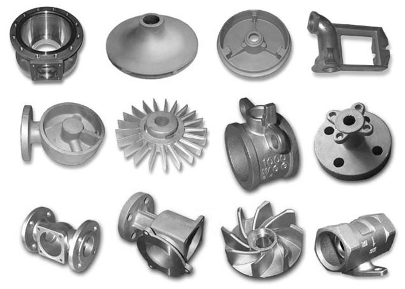 OEM Custom Stainless Steel Investment Casting