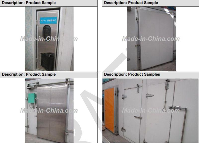 China Factory Price Cold Storage Door Lock