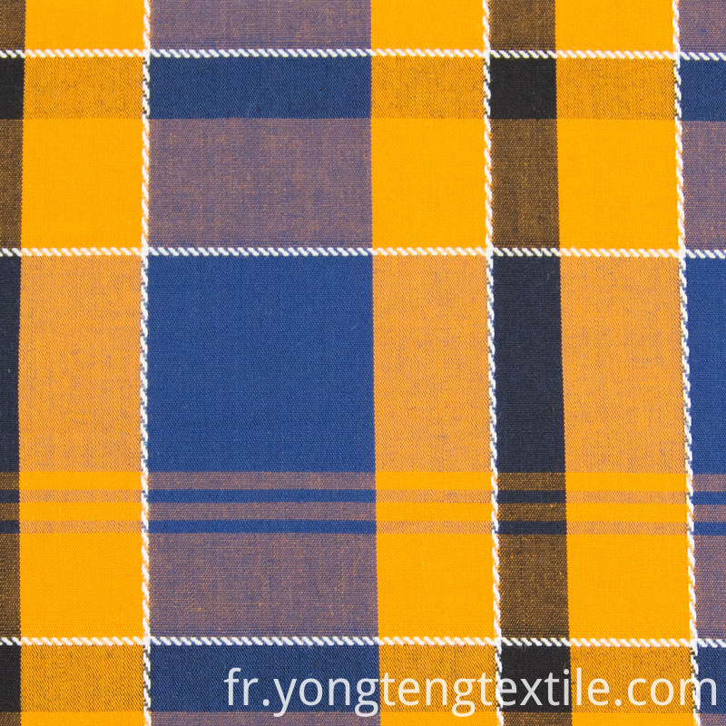 Yarn Dyed Plaid Fabric