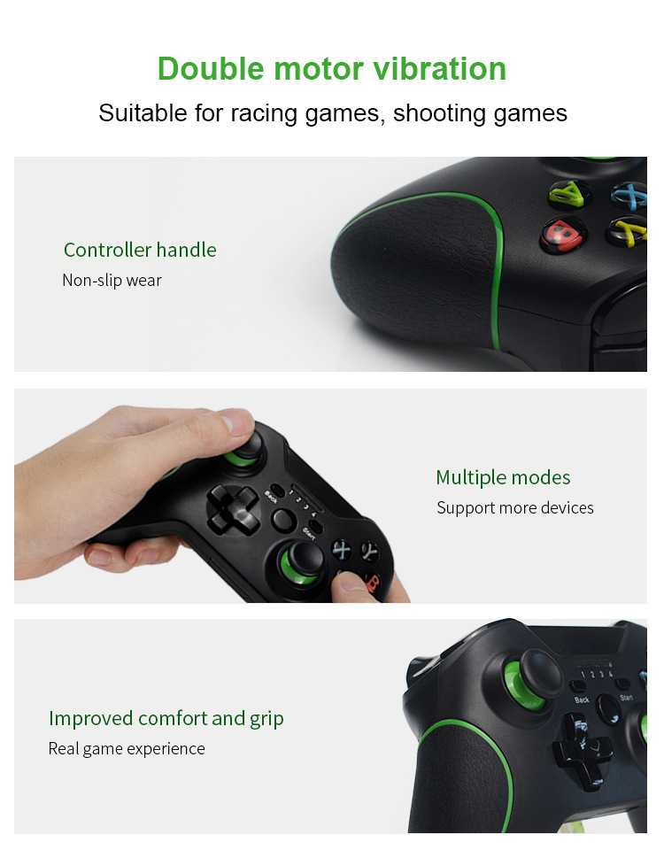 Wireless gamepad for Xbox One