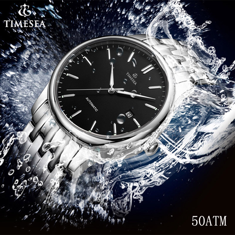 Superior Mechanical Stainless Steel Mens Automatic Watch 72320