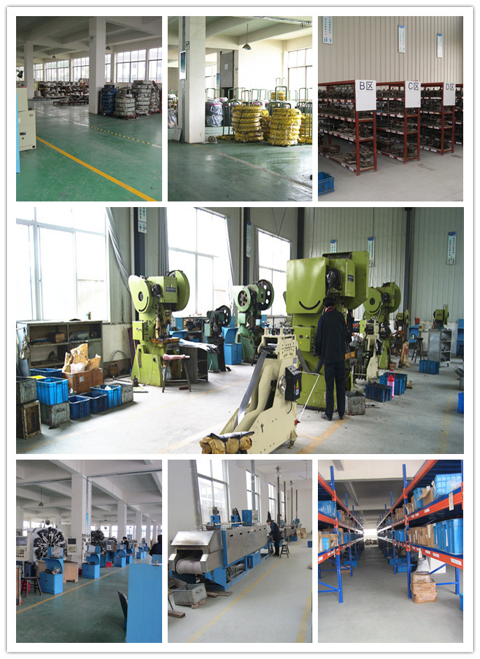 Slth-Ws-001 Stainless Steel Music Wire Wave Spring for Industry