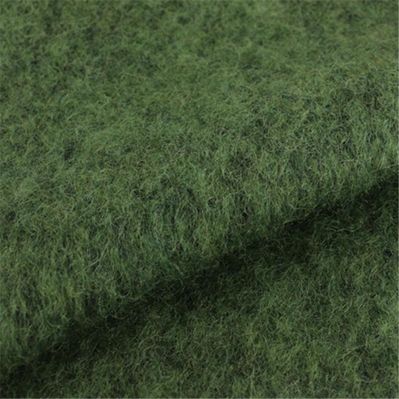 70% Polyester 30%Wool of Overcoat Woolen Fabric