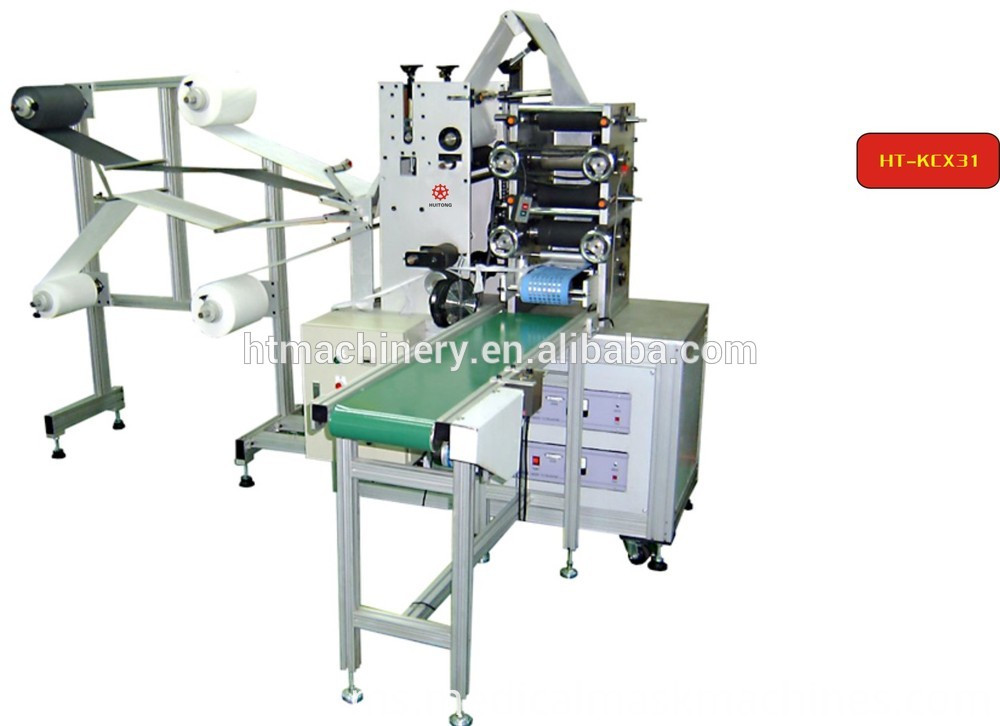Ultrasonic Mask Folding Machine