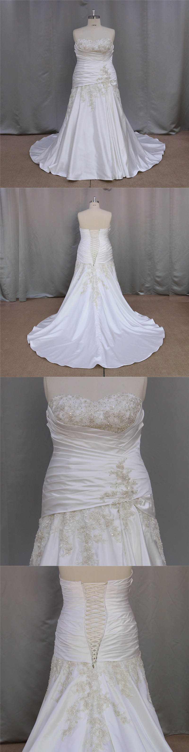 Plus Size Wedding Dresses China