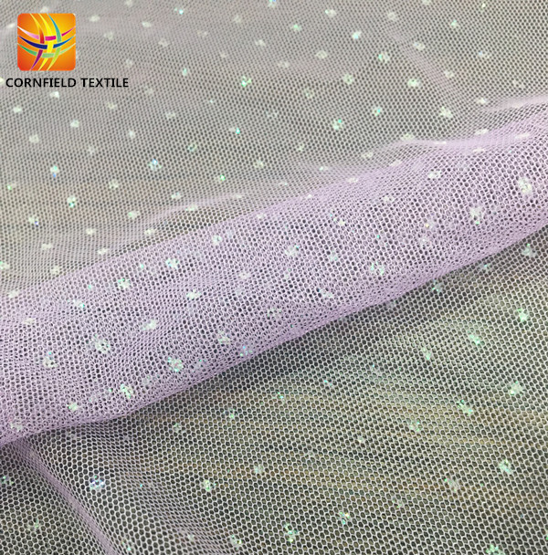 Breathable Mesh Dress Fabric