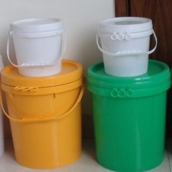 20L Paint Bucket Injection Molding Machine