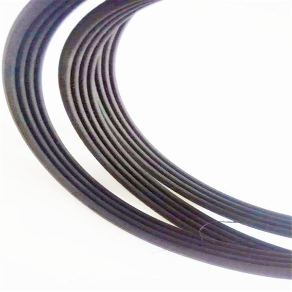 China Rubber V-Ribbed Belt for American Car (PJ PK PL PM)
