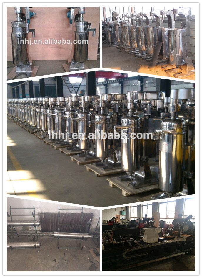 Fast Rotate VFD Controlled Coconut Oil Extract Cold Process Machine