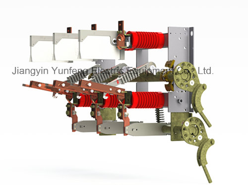 FN7-12D/630-20 Indoor Use Gas-Production Hv Switchgear