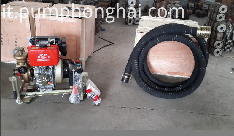 Portable Diesel Pumps