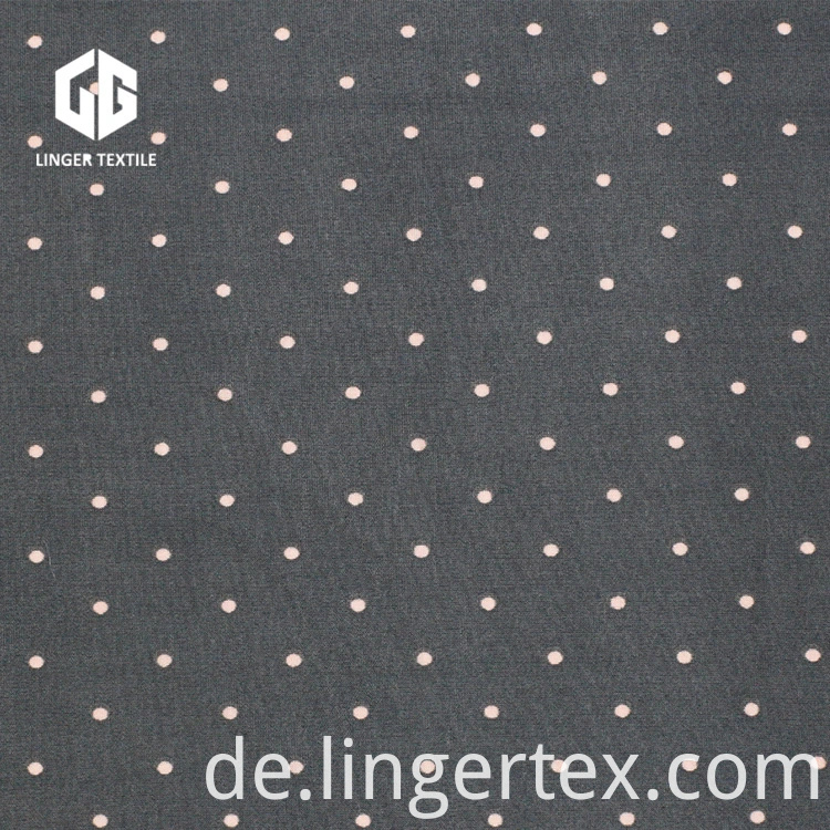 Speckle Polyester Spandex