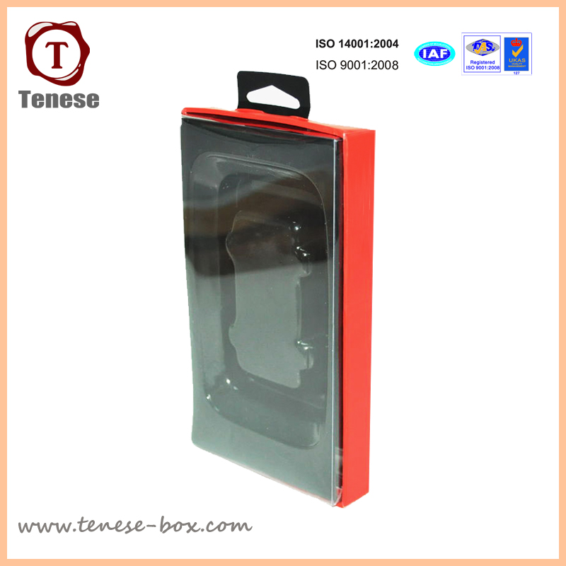 OEM Customize Lid and Base Mobile Phone Packaging Box