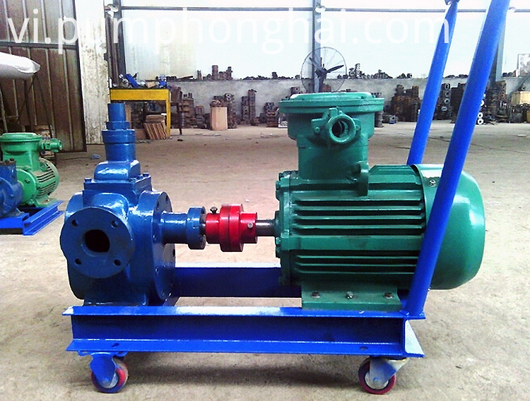 cast iron oil transfer pump