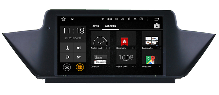 Hualingan Android 5.1 for BMW X1 E84 Car GPS/Car Radio for BMW 1 Series/Touch Screen