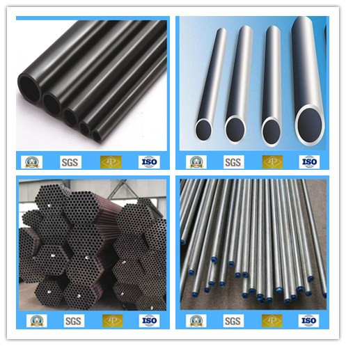 Cold Drawn Carbon Steel Seamless Tube/Pipe Made in China