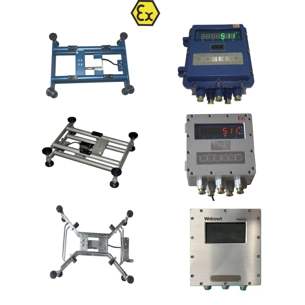 Weighing Platform Explosion-Proof Scale