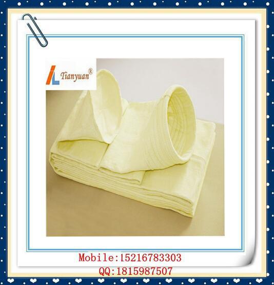 Expanded PTFE Non Alkali Fiberglass Dust Filter Bag for Garbage Incinerator