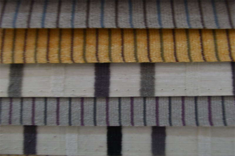 Plain Chenille Fabric for Sofa Packing in Rolls (EDM0254)