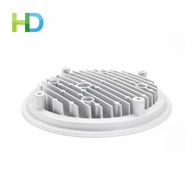 Radiated aluminum led housing aluminum die casting