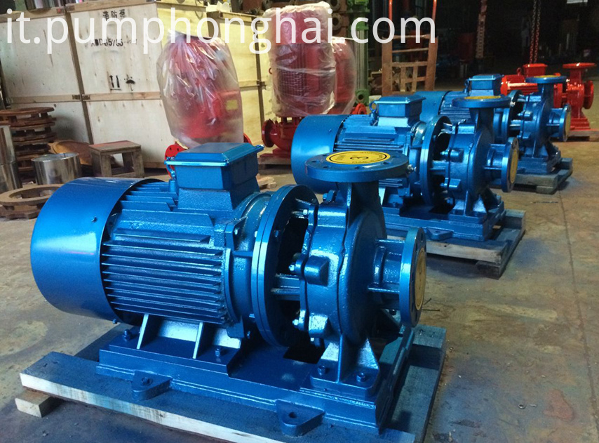 Electric Water Pump 3hp