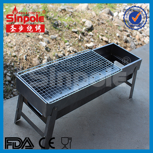 17inch Apple BBQ Grill with Ce Approved (SP-CGT08)
