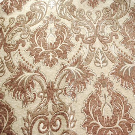 Customized 100% Polyester Sofa Upholstery Fabric