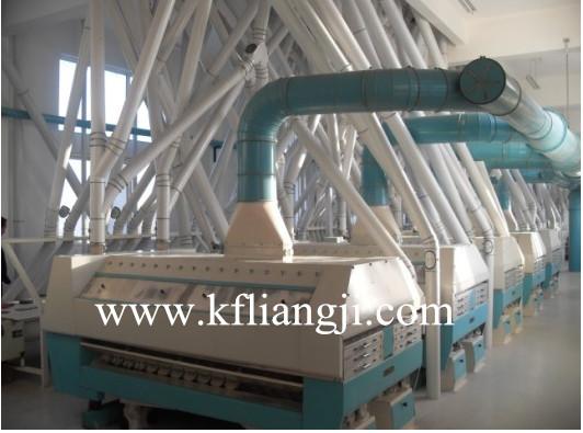 Morden Model Wheat, Corn, Mazie Flour Milling Plant /Flour Producing Line