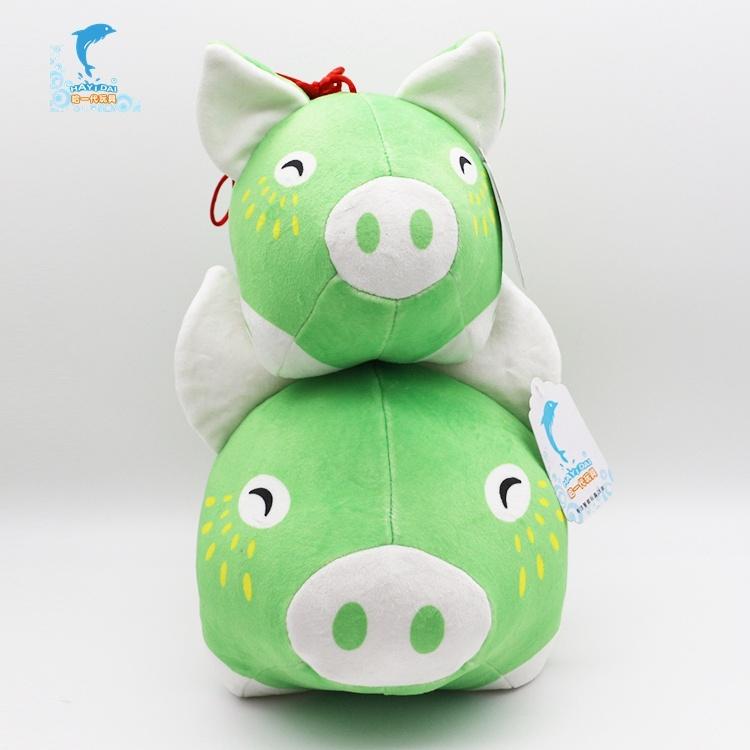 soft pig toy